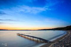 Dawn at the CSA Beach