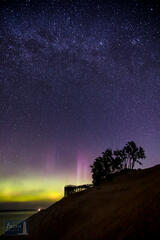 Michigan, aurora, aurora borealis, northern lights