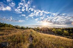 Cottonwood Trail, Leelanau County, Michigan, Pierce Stocking Scenic Drive, SLBE, Sleeping Bear, Sleeping Bear Dunes National...