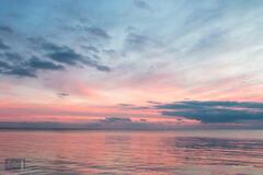 Pastel Waterscape