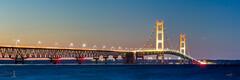 Sunset Sky Bridge