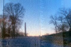 Vietnam War Memorial Reflection