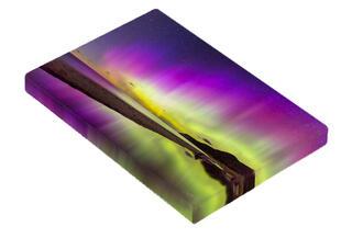 Wall-Ready: Canvas Gallery Wrap