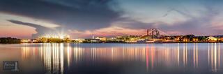 Capitol Riverfront at Nightfall