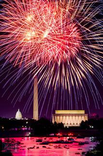 Fourth of July in Washington