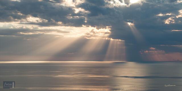 Heavenly Lake Michigan