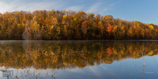 Lime Lake Fall