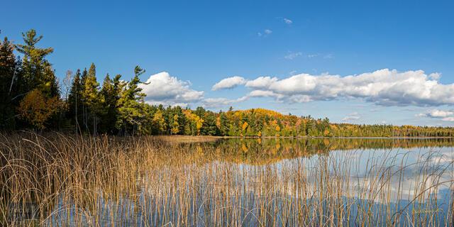 Otter Lake Panorama
