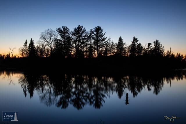 Platte River Dusky Mirror