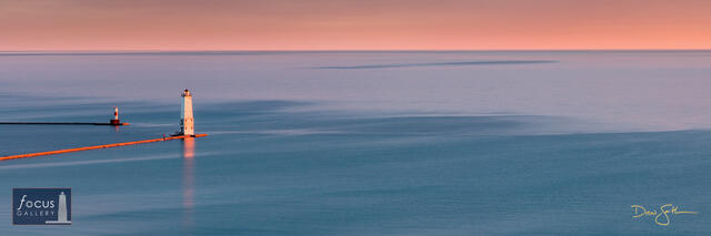 Soft Sunset View