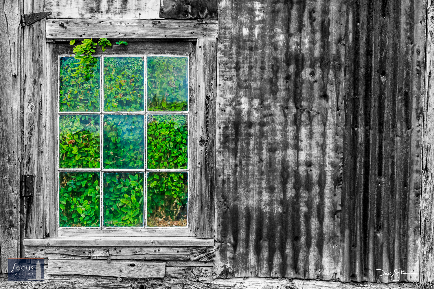 Photo © Drew Smith In the Port Oneida Rural Historic District of the Sleeping Bear Dunes there are a number of historic farms...