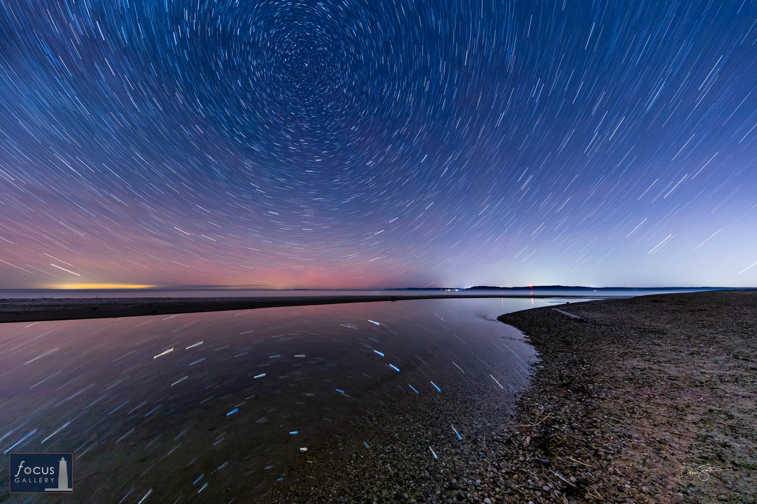 Photo © Drew Smith On a calm night, it's very easy to forget that we are racing through space at a breakneck speed of nearly...